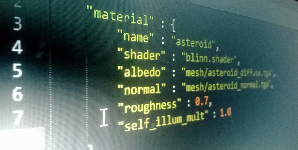 JSON in Sublime